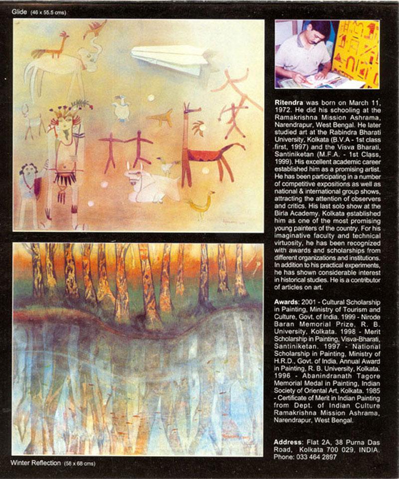 AIFACS New Delhi, Feb 2002 - Solo
